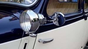BMW 326 svatební vůz
