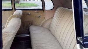 BMW 326 interiér svatební