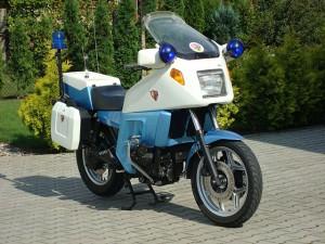 BMW K75RT   Hradní stráž a Policie celého světa