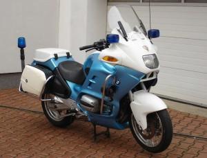 BMW R1100RT Hradní stráž a Policie celého světa