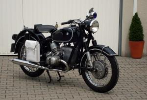 BMW R50/2 Hradní stráž (SNB) a Policie celého světa (1955-1970)
