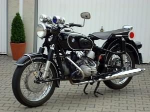 BMW R69S Hradní stráž (SNB) a Policie celého světa (1960-1970)