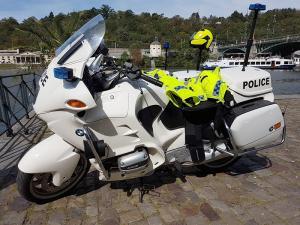 BMW R1100RT Policie celého světa