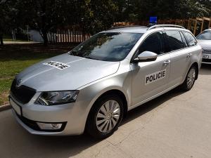 Škoda Octavia Policie civilní