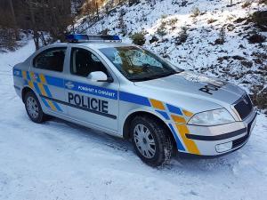 Škoda Octavia Policie