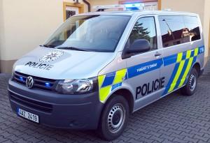 VW Transporter Policie 2015